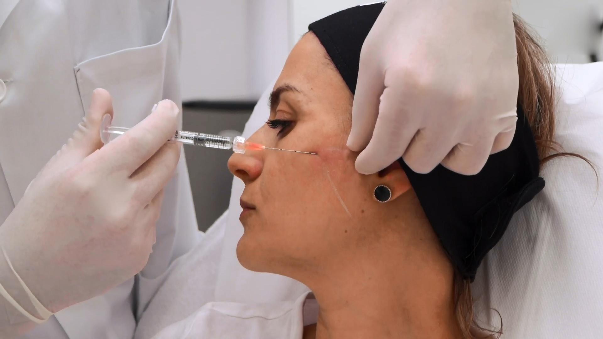 Beautification. Restoring a photogenic face.  Dr. Fadi Abi Azar (Lebanon, Beirut)